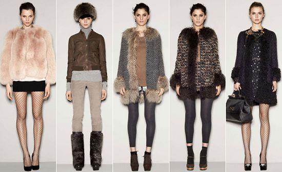 解读Dolce&Gabbana 2011秋冬时装时尚流行趋势(图3)
