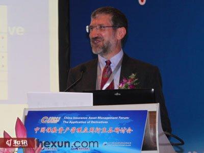 法国安盛保险集团金盛保险首席风险官汉斯・威格纳