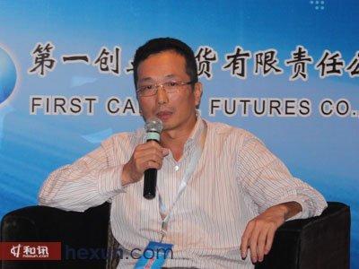 浦银安盛基金公司总经理钱华