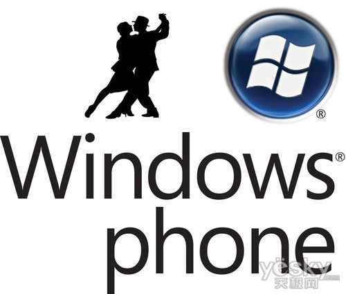 图为:Windows Phone 图标