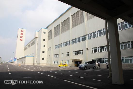 国际最先进技术设施 探访长城天津新工厂-汽车频道