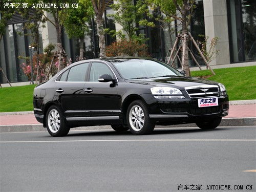 奇瑞瑞麒g6接受预定 提车需等1个月高清图片