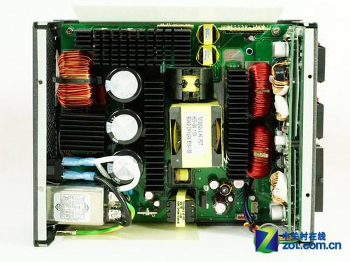zvs移相全桥由ti的ucc28950控制.