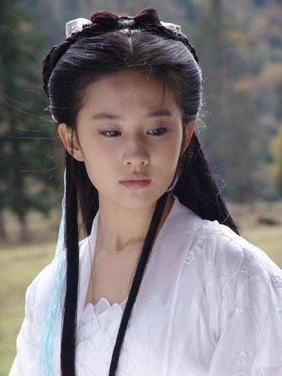 神雕侠侣 刘亦菲饰小龙女