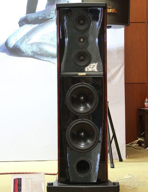 采用了全冠式塔型设计,独立密闭式低音箱体结构,坚如磐石.