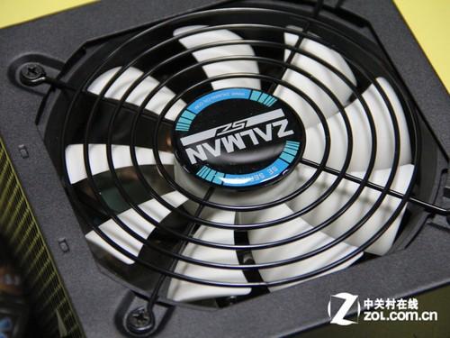 12cm自动温控风扇