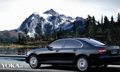 双龙主席w是双龙与奔驰早些年合作打造的一款车型