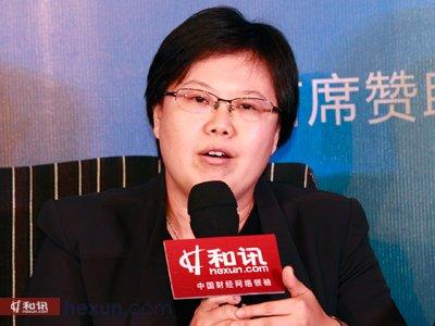 富国基金管理公司副总经理 孟朝霞