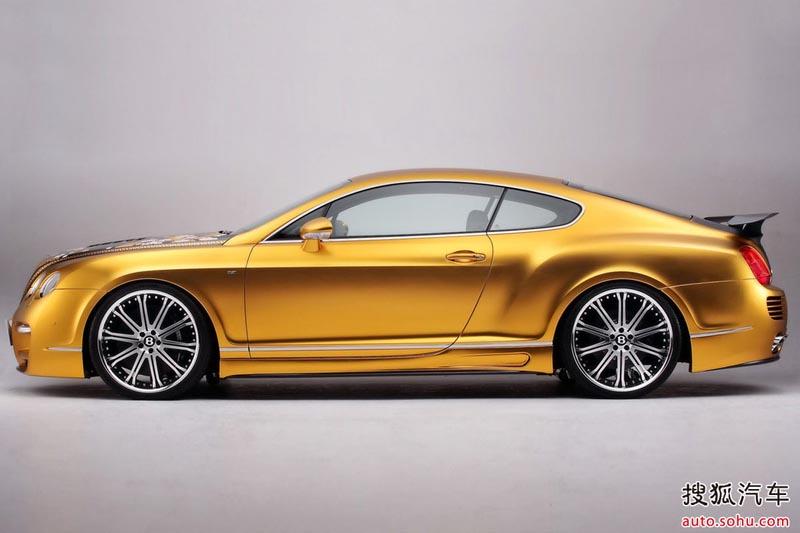 黄金车-2黄金车 成龙儿子的黄金车图片