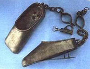 古代女子鞋子图片