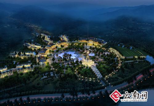 云南城投西双版纳公司:工地上建起学习型党支部