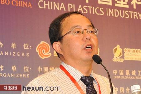 中国石化集团公司经济技术研究院高级专家 高春雨