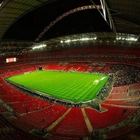 闻名世界的足球场