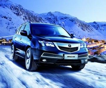 Acura(讴歌)最新车型登陆长春车展