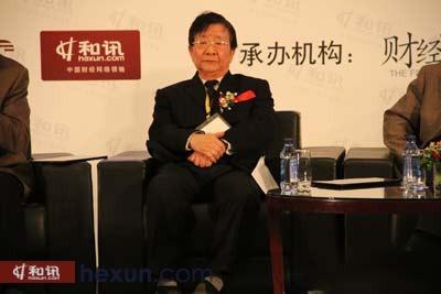 中国科学院数学与系统科学院研究员陈锡康
