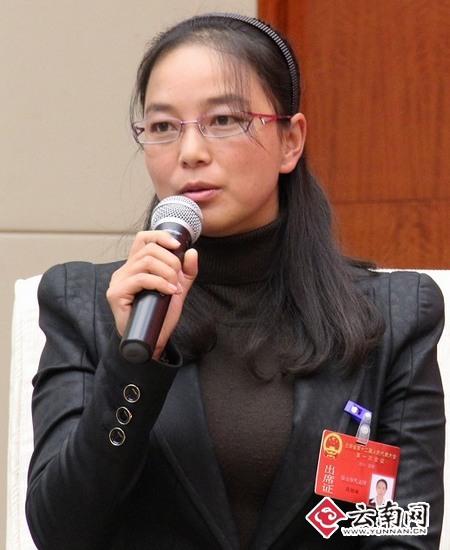 施甸县酒房乡人民段绍丽;
