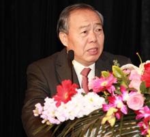 全国政协经济委员会副主任郑新立演讲