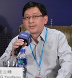 上海股权托管交易中心副董事长 张云峰