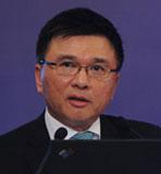 香港财经事务及库务局局长陈家强