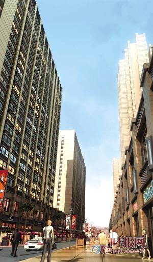"""投资商铺""""不二""""法则:好地段+低风险+性价比"""