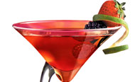 桃红葡萄酒:清爽明快的粉红佳酿