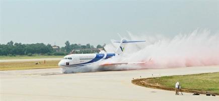 中国大飞机主要发展历程(附照片)