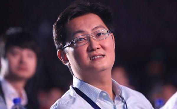 最得意香港上市公司高管:腾讯主席马化腾