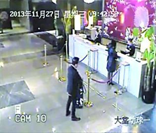视频曝去年11月27日 沈阳妇婴医院院长先到酒店开房