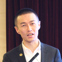 中纺油脂有限公司总经理郭峰