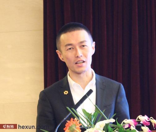 中纺油脂有限公司总经理 郭峰