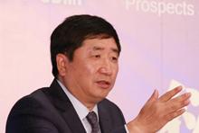上海期货交易所理事长 杨迈军