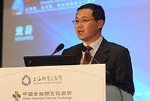 中国石油与化学工业联合会副会长 李润生
