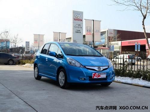 无锡广汽本田飞度优惠1.3万元 少量现车高清图片