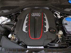 奥迪s7是奥迪a7的高性能版本车型,外观的设计上比a7车型更