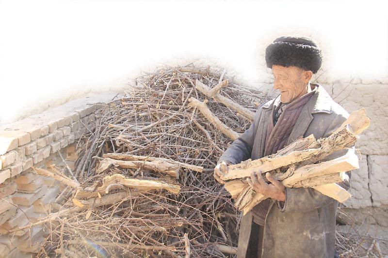 农村木板羊床图