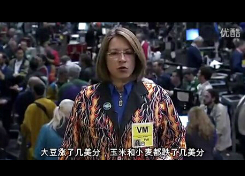 CME财经视频:2014年11月6日(早)