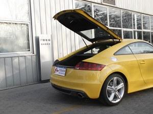 奥迪TT两驱版郑州直降10.9万 现车销售高清图片