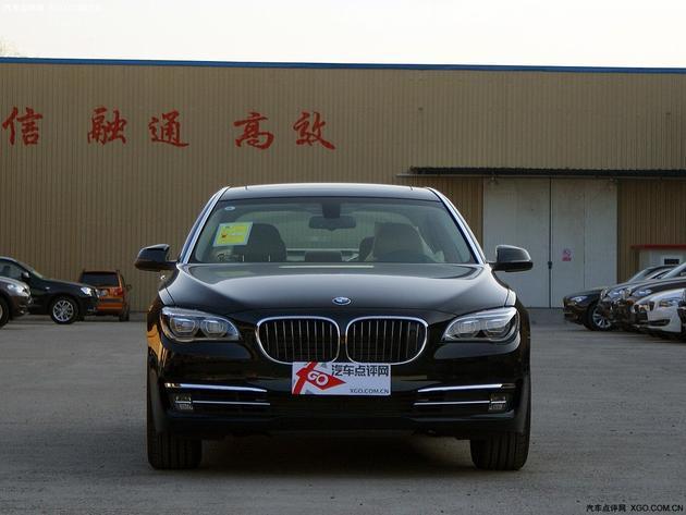 宝马7系最高优惠40万 现车巨幅优惠畅销图片