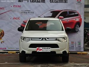 购进口三菱欧蓝德最高优惠3万 现车充足高清图片