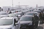 春运现返程高峰:京港澳高速拥堵达10公里