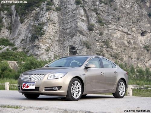 君威成都最高优惠2.6万元 现车充足销售高清图片