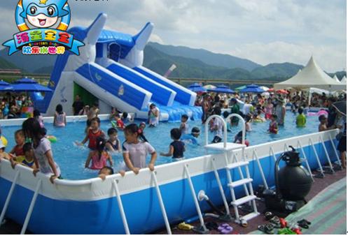 海星宝宝儿童水上乐园加盟:能为您找到最合适的创业道路