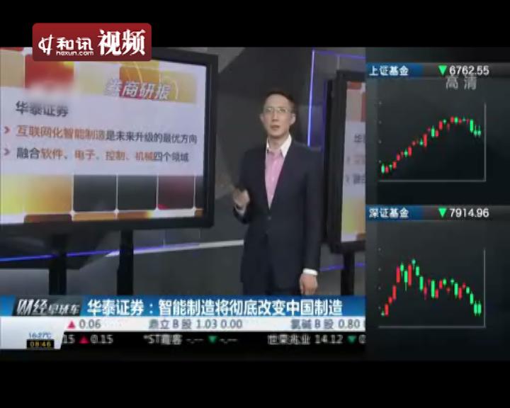 智能制造将彻底改变中国制造