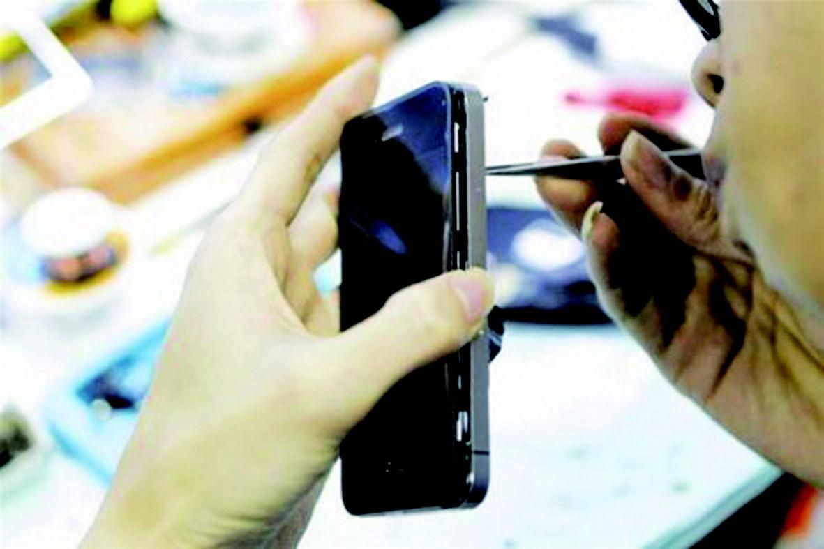 手机维修市场亟待规范
