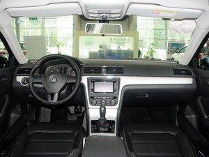 帕萨特现车6万元优惠 配置参数安全性能油耗资讯报价高清图片