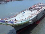 印度欲借助美国建核航母