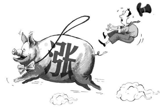 猪肉板块集体大涨 机构看好中期猪价
