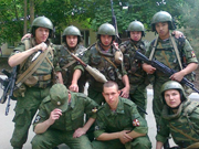 车臣特种兵被曝赴叙作战