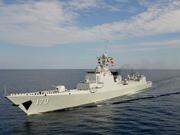 中国能迅速在南海部署重大军力