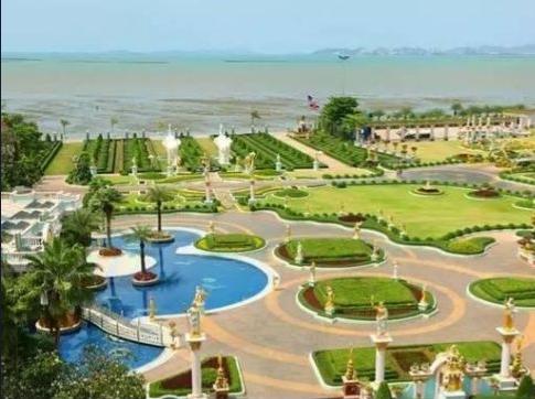 揭秘泰国华人首富豪宅 占地18万多平耗资3亿